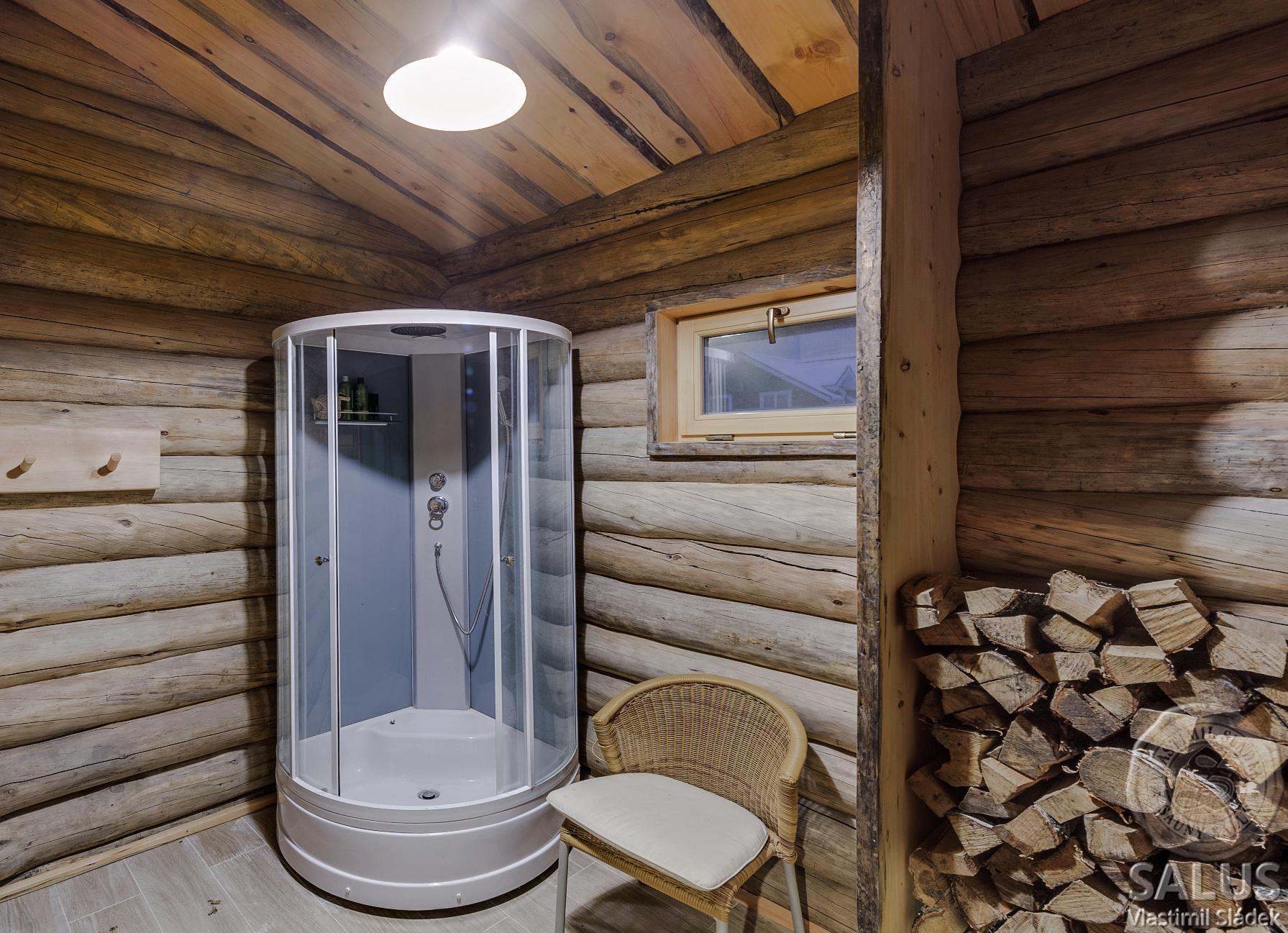 Ochlazovna kelo sauny