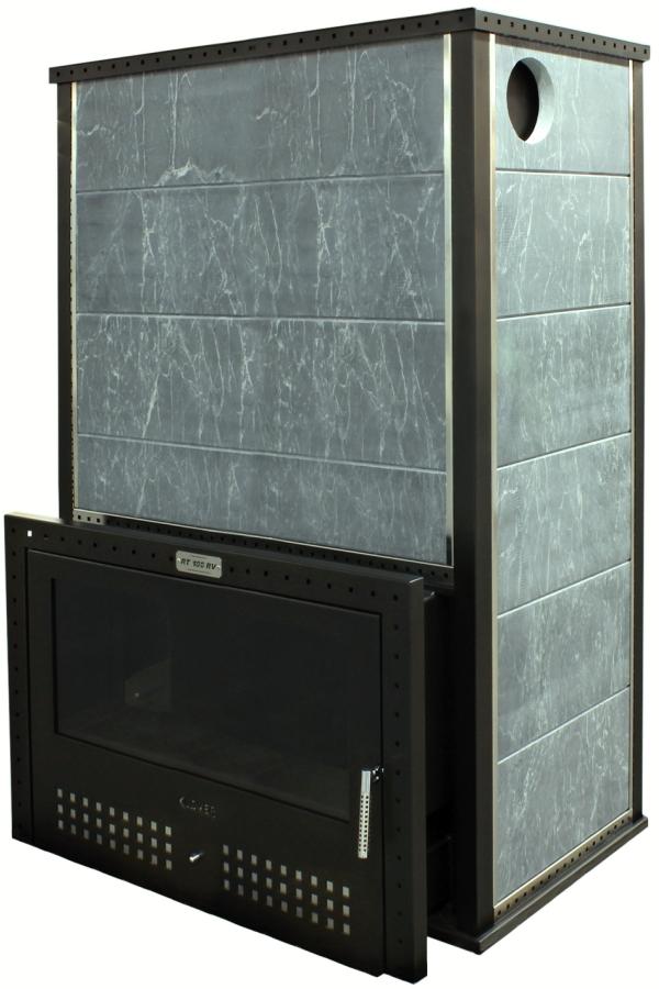 Saunová kamna Klover RV100